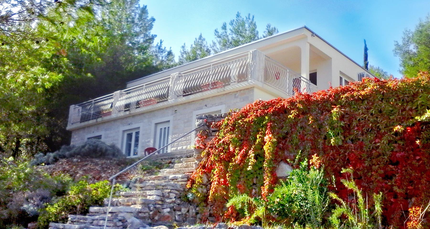 holiday apartments, Hvar